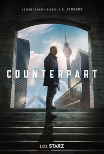 Counterpart TV show banner