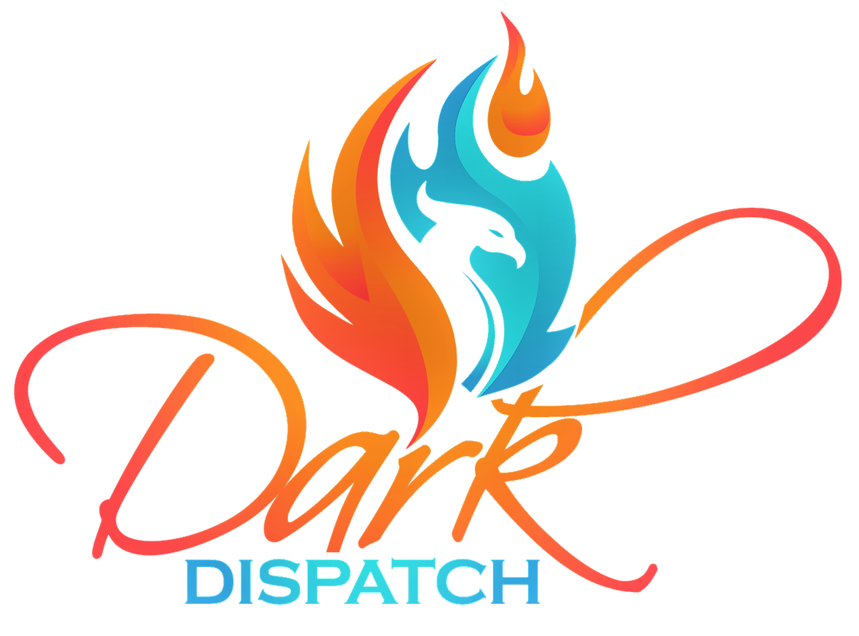 Dark Dispatch Full Logo
